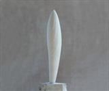 Emergent by Dominic Welch, Sculpture, Carrara Marble