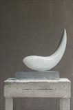 Galaxias III by Dominic Welch, Sculpture, Carrara marble