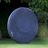 Silent Moon III by Dominic Welch, Sculpture, Kilkenny Limestone
