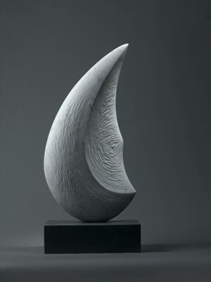 Carrara Angel IV by Dominic Welch, Sculpture, Carrara Marble