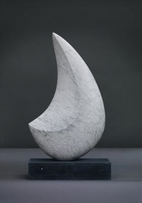Carrara Angel VI by Dominic Welch, Sculpture, Carrara Marble