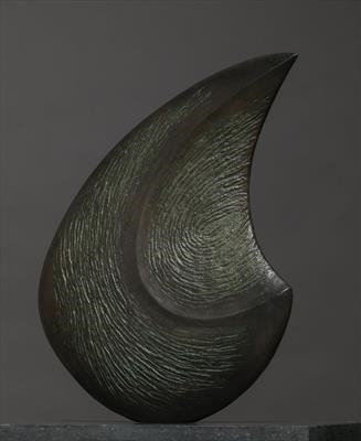 Dorsalis (edition of 11) by Dominic Welch, Sculpture
