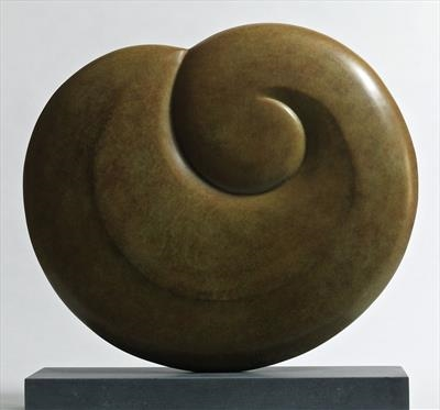 Embryonic VII (edition of 5) by Dominic Welch, Sculpture, Bronze