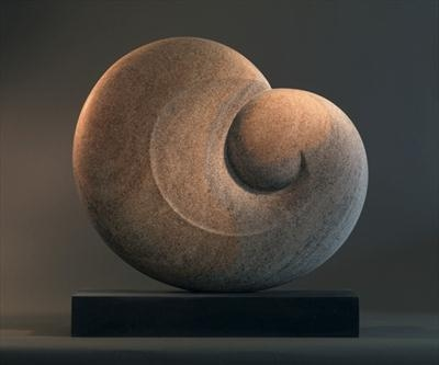 Embryonic XIV by Dominic Welch, Sculpture, Ancaster Weatherbed