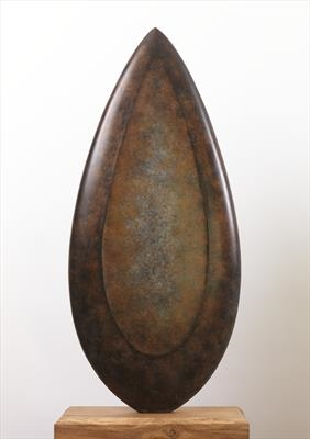Rising Form (edition of 7) by Dominic Welch, Sculpture