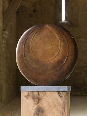 Silent Moon XI (edition of 9) by Dominic Welch, Sculpture
